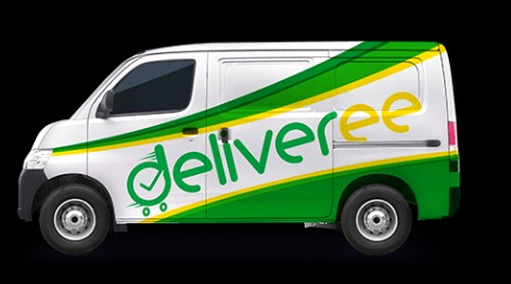 Deliveree mobil van
