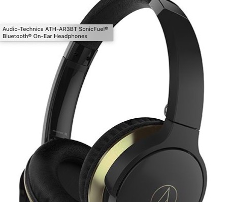 Audio-Technica ATH-AR3BT SonicFuel®