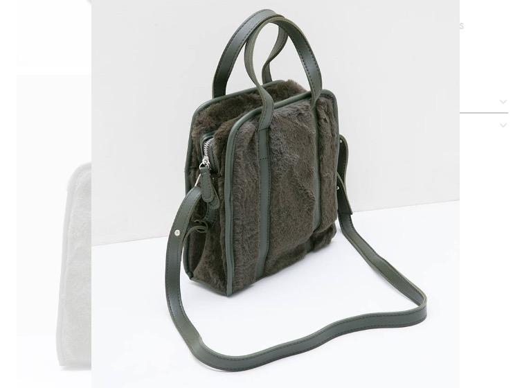Green Multifunction Bag Discount 69%