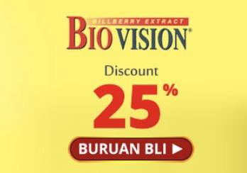 Voucher Gogobli Vitamin Mata Biovision Diskon 25%