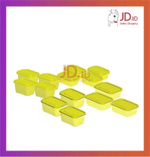 Bento Sealware 14 - Yellow