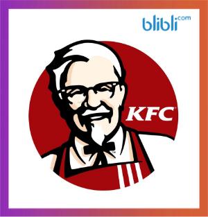 KFC Voucher Rp 300rb