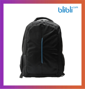 DVS Backpack - Hitam