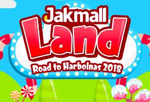 Jakmall Land Road To Harbolnas 2018