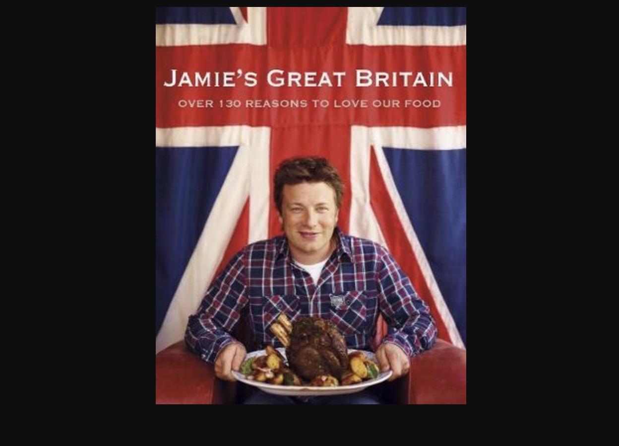 Buku Jamie Oliver Diskon 64%