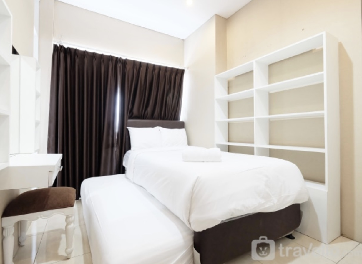 Promo Tarvelio MT Haryono Square 2 BR 385k/Night