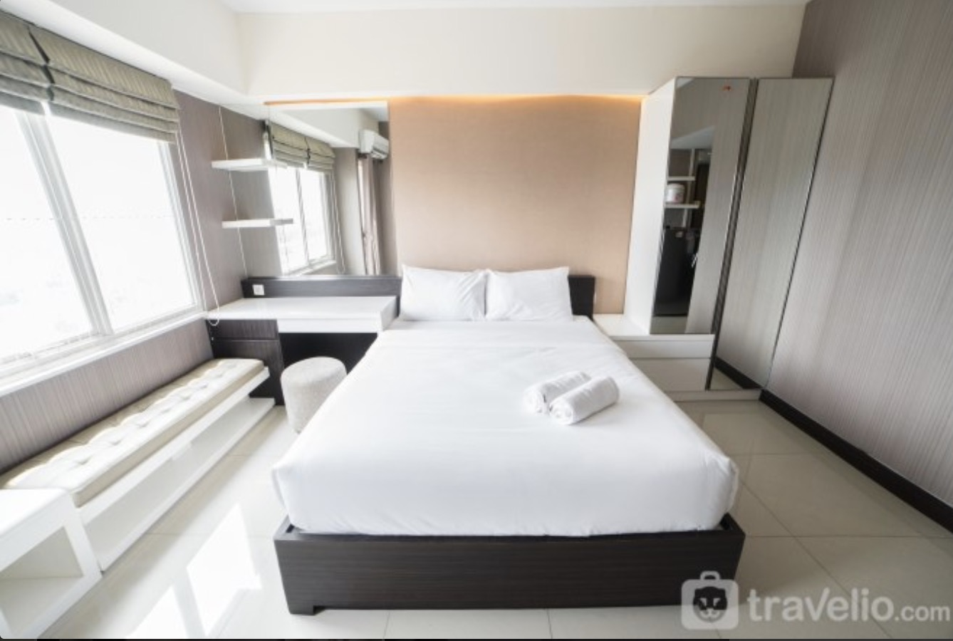 Travelio Promo Studio Apartment Galeri Ciumbuleuit 2 375k / Night