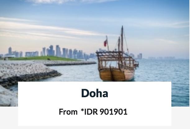 Hotel Murah Di Doha Mulai 900rban