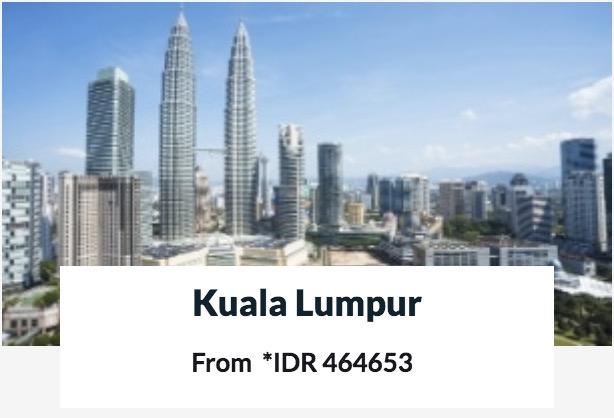 Hotel Kuala Lumpur Harga Murah Mulai 460rban