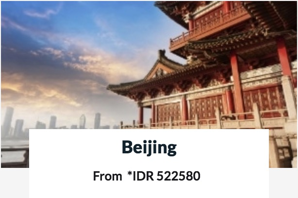 Promo Hotel Beijing Murah 522rb