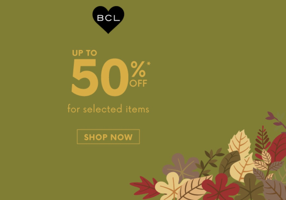 Promo BCL Make Up Diskon 50%