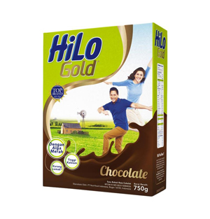 HiLo Gold Chocolate [750 g]