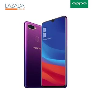 [Lazada] OPPO F9 Starry Purple
