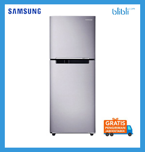 Samsung Refrigerator RT20FARWDSA Kulkas 2 Pintu