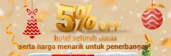 Diskon 5%