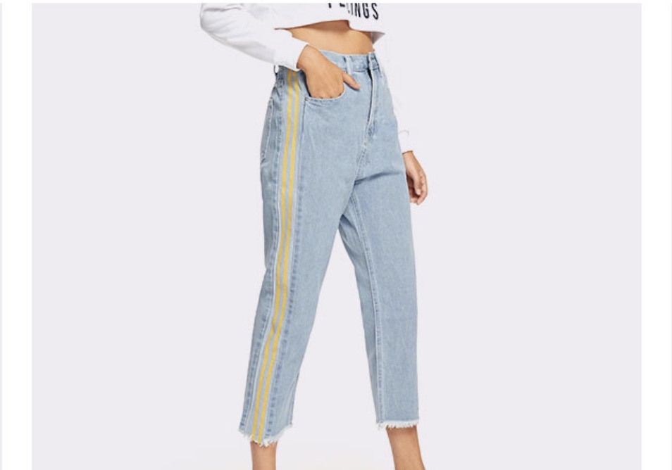Romwe Discount Up To 80% Denim Style For Women