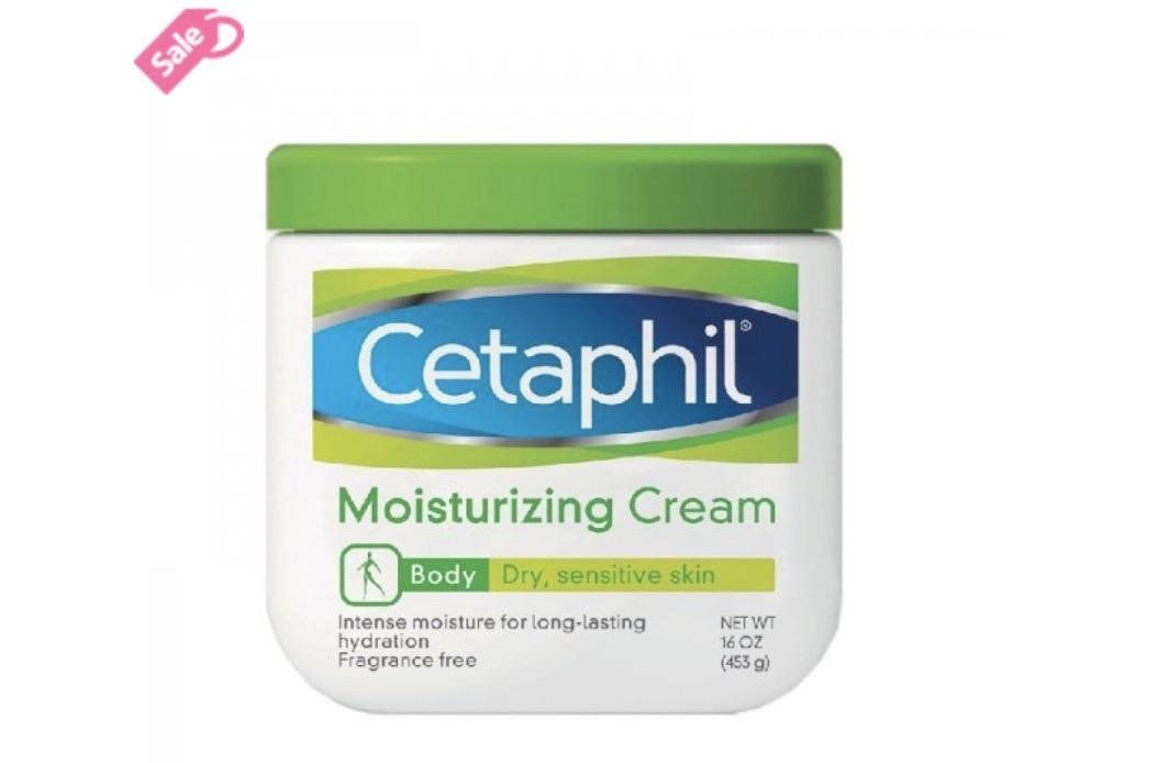 Cetaphil Moisturizing Cream 435gr Diskon 50%