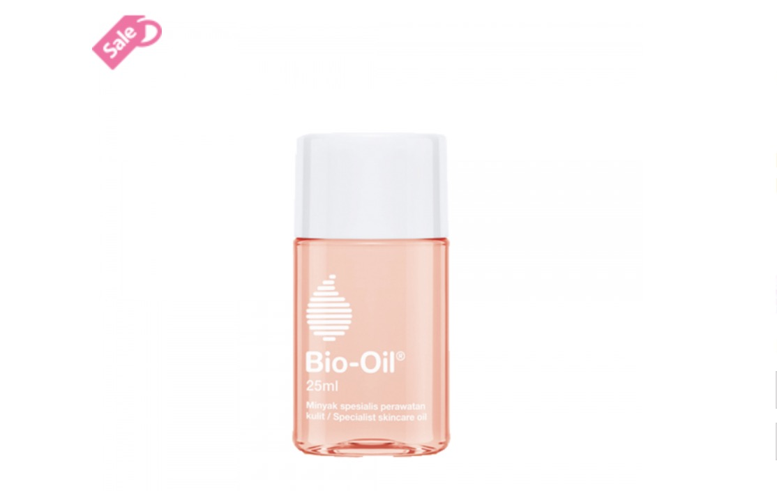 Voucher Bio Oil 25ml Kini Diskon 20%