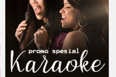 Voucher Karaoke Hanya 65rb