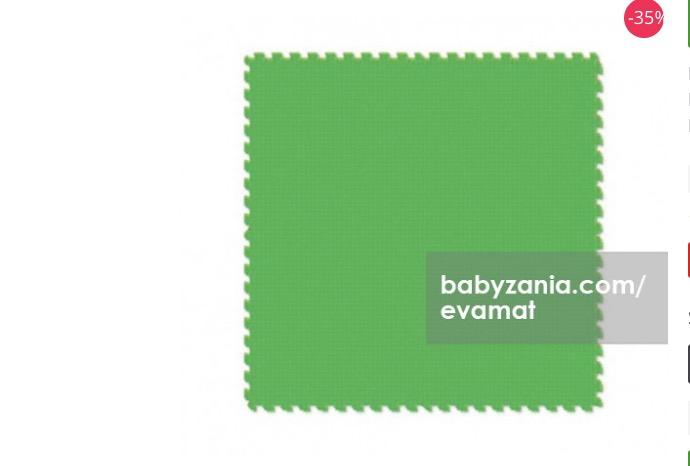 Diskon Evamat Matras Bayi 35%
