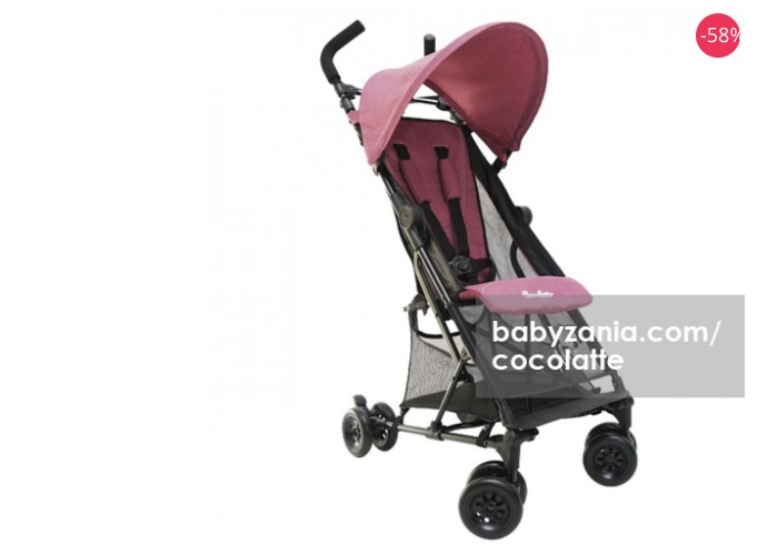 Cocolatte Stroller Diskon 58%