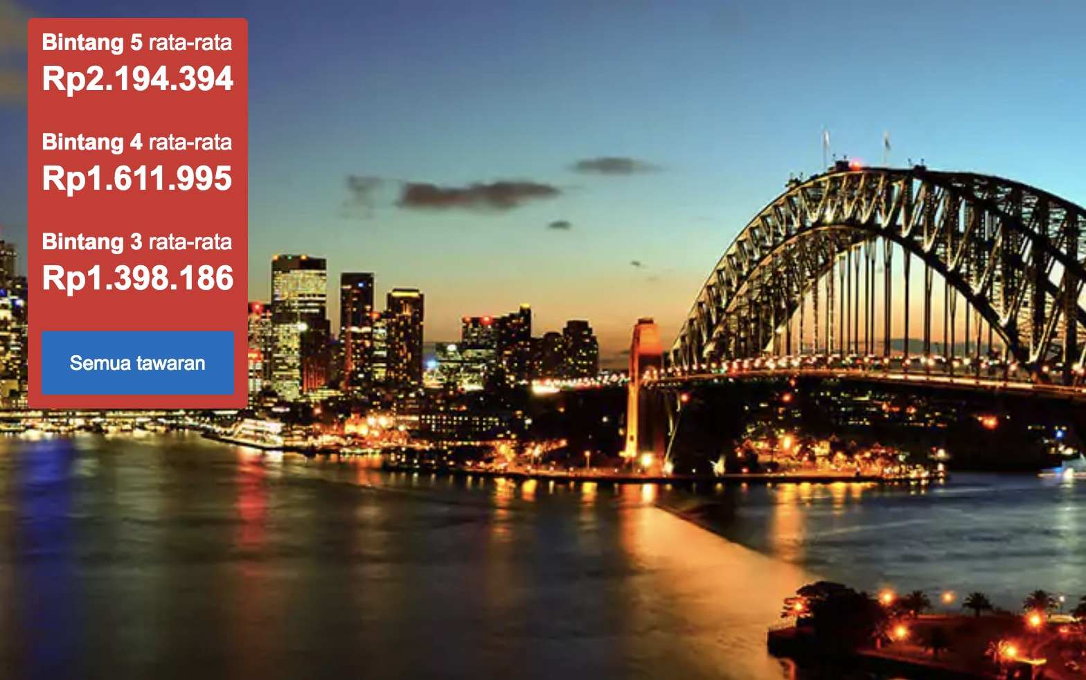Hotel Murah di Sydney Australia Mulai 1,4jt