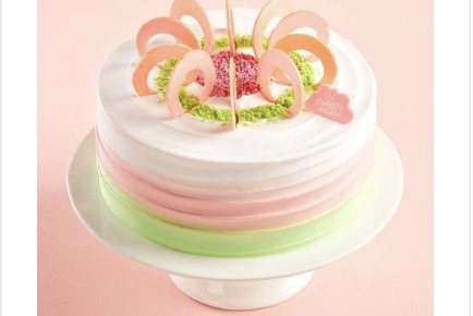 Signature Cake Colette & Lola Mulai 350rban