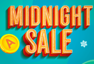 Midnight Sale Ekstra Diskon s/d 10% Off