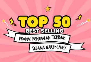Top 50 JDOR! Best Selling Item!
