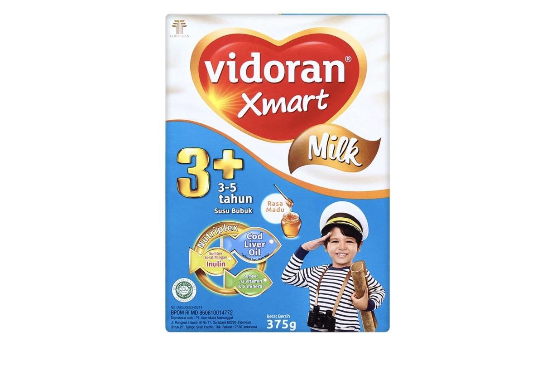 Susu Vidoran Xmart 3+ Diskon 15%