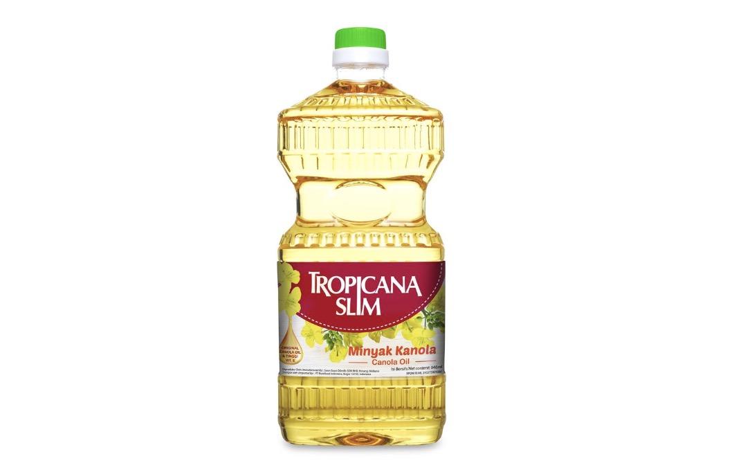 Minyak Kanola Tropicana Slim Hanya 53rb