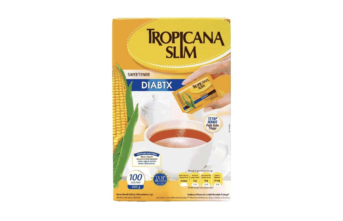 Tropicana Slim DIABTX Sweetener  66rb