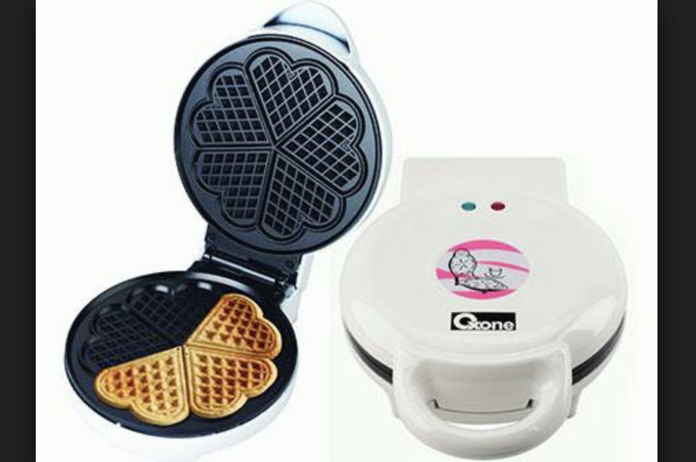 Waffle Maker Oxone Diskon 44%