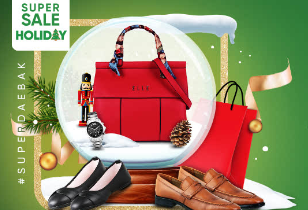 Christmas Shopping Spree Disc Up To 70% + Extra Disc 10% + Free Delivery