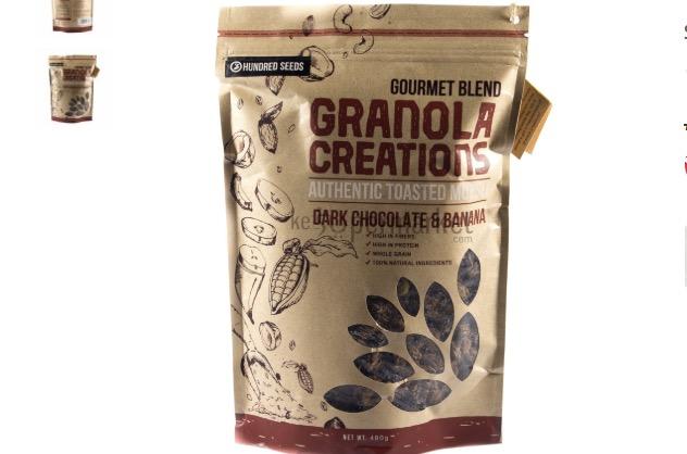 Promo Granola Chocobanana Kemasan 480gr Hemat 5rb