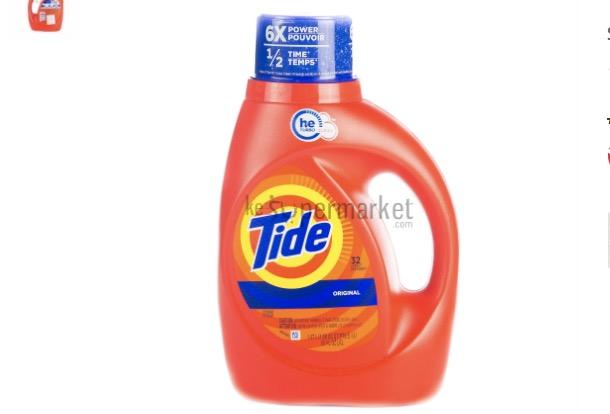 Detergen Tide Murah Diskon 50rb