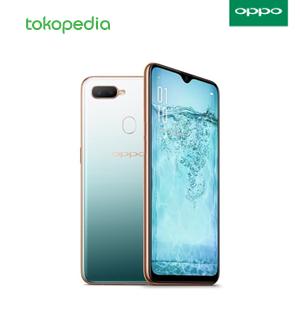 OPPO F9 Jade Green