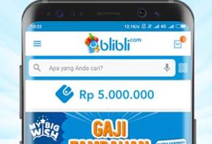 My Big Wish: Gaji Tambahan Blibli 5 Juta Tiap Bulan*