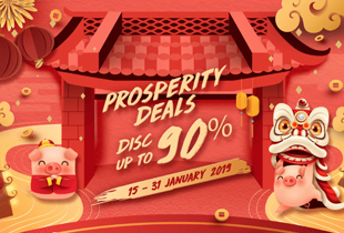 Prosperity Deals Disc Up To 90%