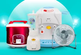 Promo Peralatan Elektronik Brand SEKAI Ekstra Diskon Hingga Rp 2.000.000
