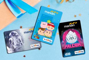 Promo E-Money Buy 3 Get 4