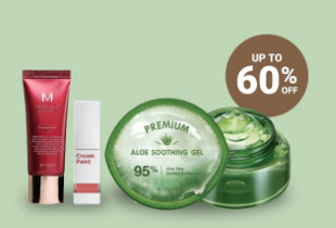 Korean Beauty Trend Up To 60% Off