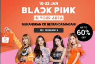 Blackpink In your Area Up To 60% Off
