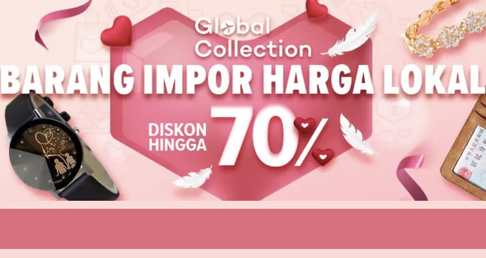 Voucher Lazada Branded Fashion Item Diskon Hingga 70%
