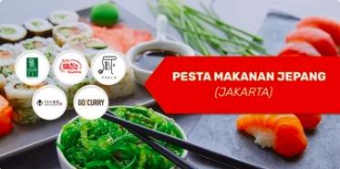 Dapatkan Makanan Jepang spesial dengan Promo Fave