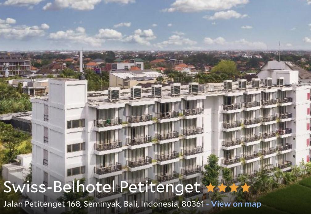 Promo Agoda Swiss-Belhotel Diskon Murah Mulai 580rb