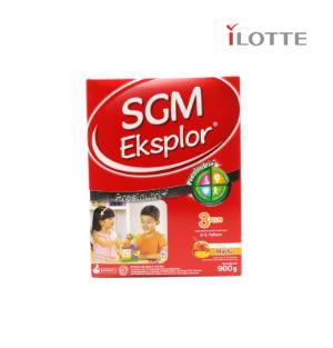 SGM Eksplor 3+ Madu Box 900Gr