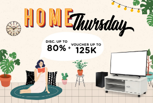 Home Thursday Up To 80% Off