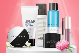 Missha New Collections Disc Up To 64%