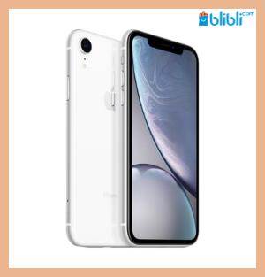 iPhone XR 128 GB  [Blue]